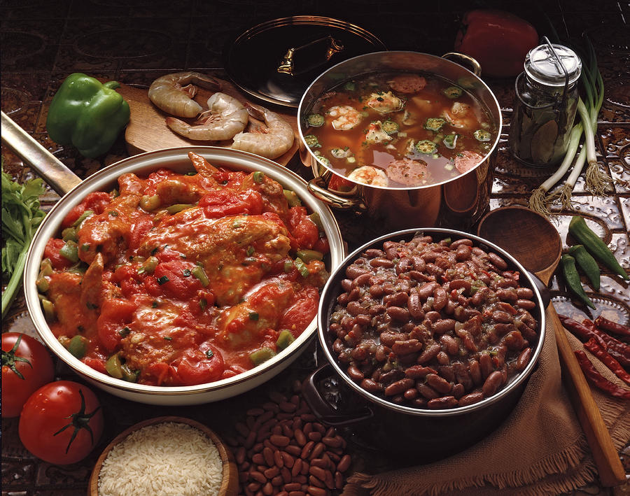 Image gallery creole cooking - French creole cuisine ...