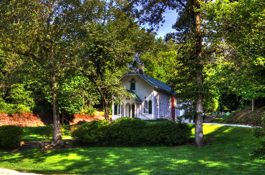 Crescent Hill Baptist Church Photograph
