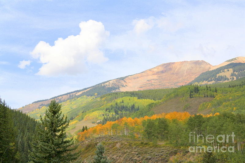 Crested Butte Photograph  - Crested Butte Fine Art Print