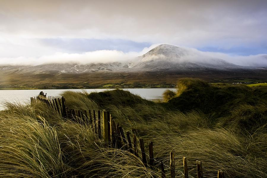 Croagh Patrick, County Mayo, Ireland Photograph