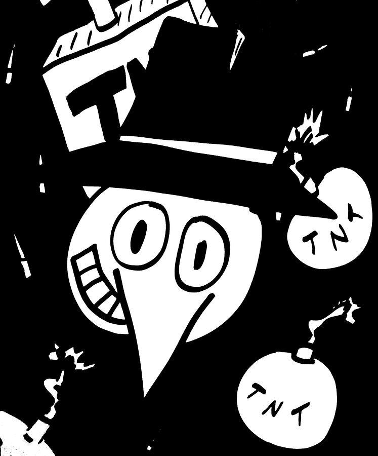 Cronkle I Spy Drawing
