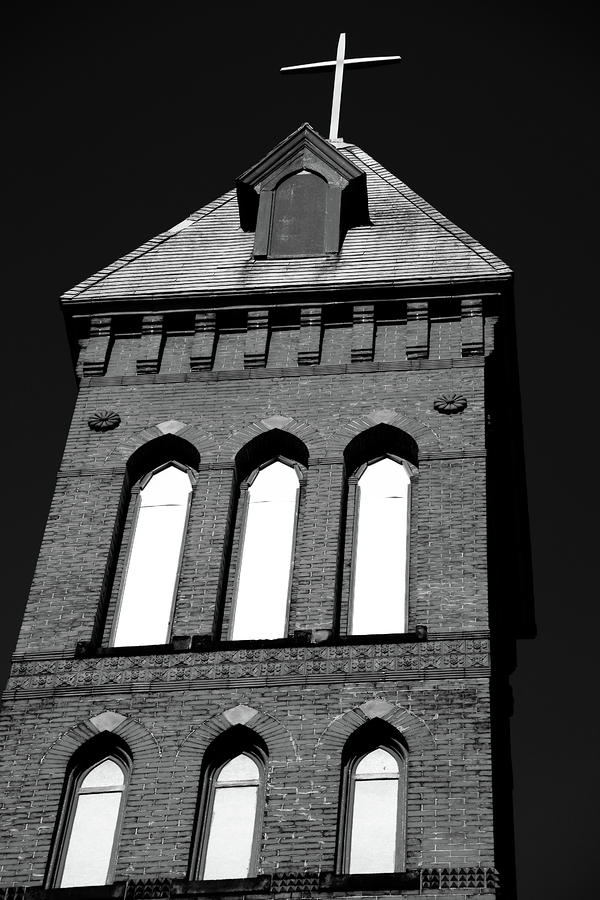 Cross Tower Photograph  - Cross Tower Fine Art Print