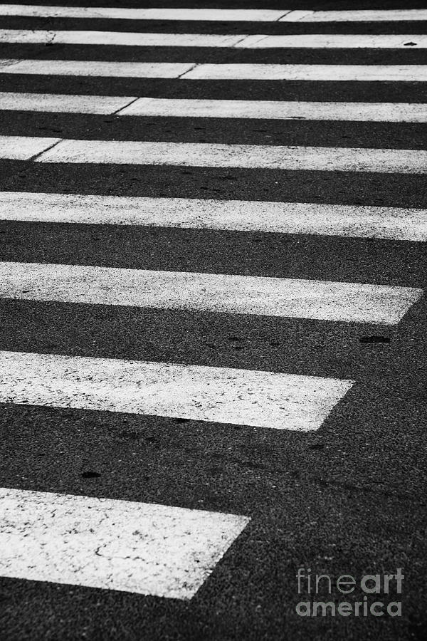 Crosswalk Photograph  - Crosswalk Fine Art Print
