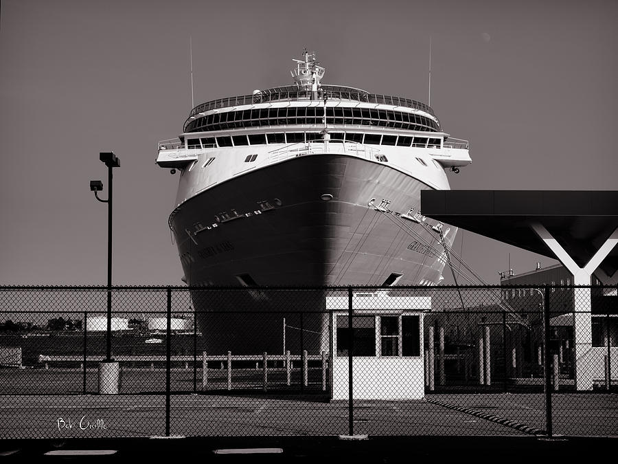 Cruise Ship Still Life Photograph  - Cruise Ship Still Life Fine Art Print
