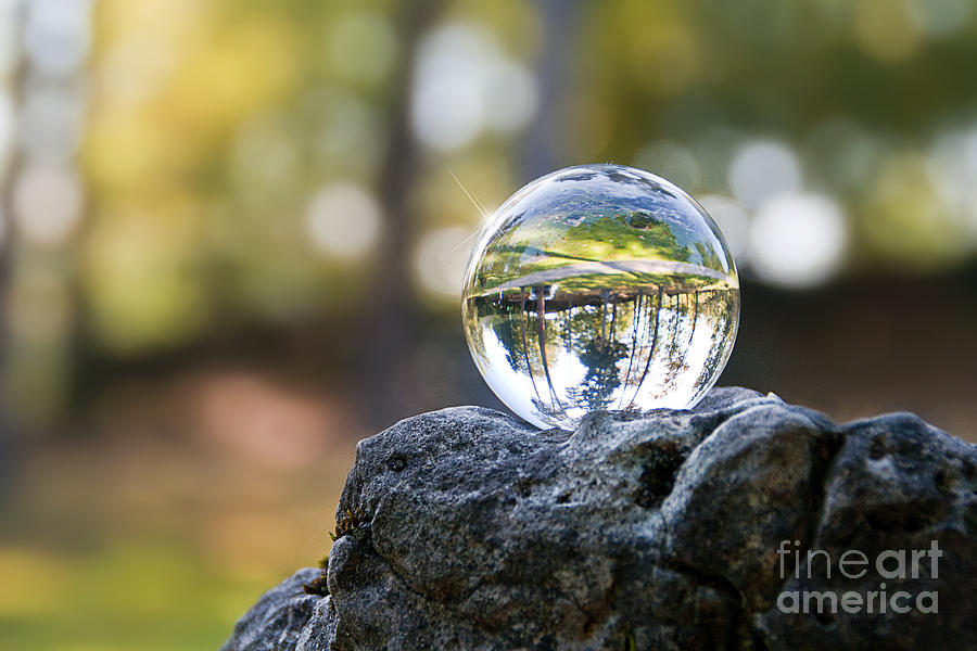 Crystal Ball I Photograph