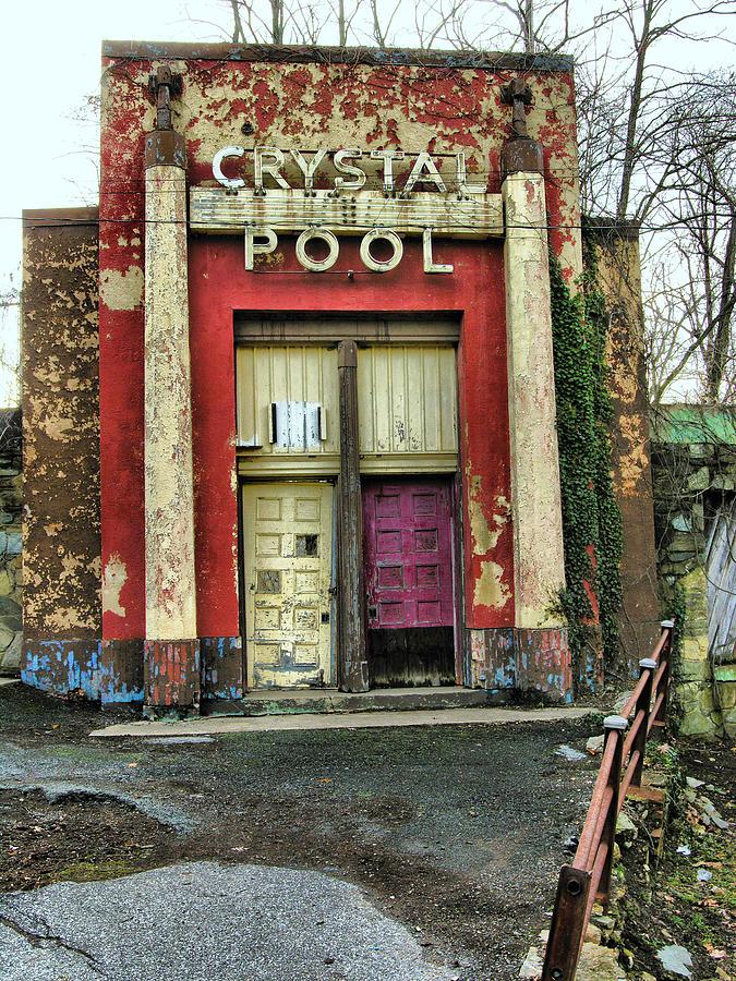 Crystal Pool II Photograph