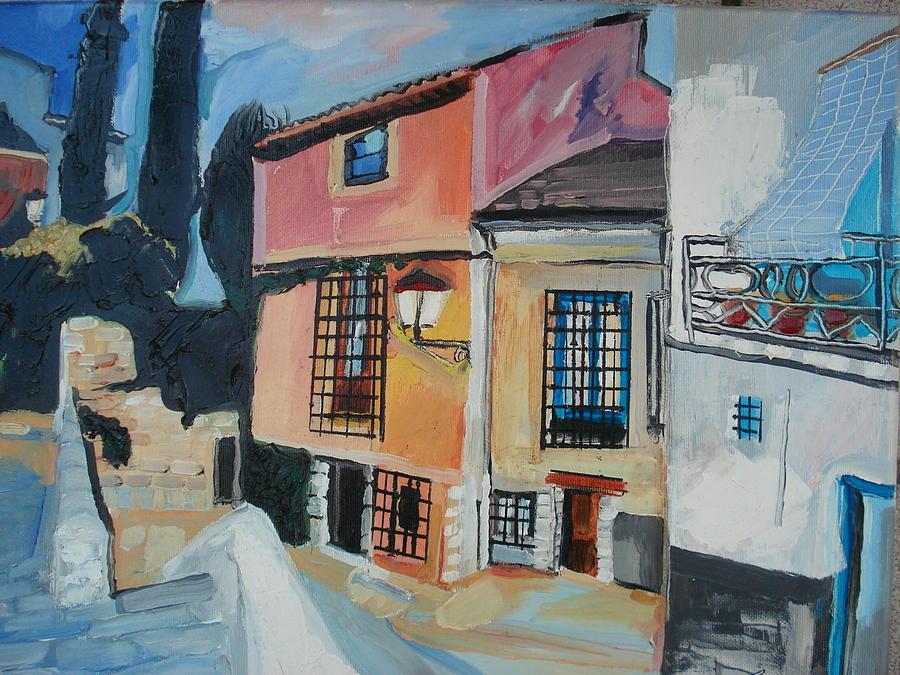Cuenca Painting