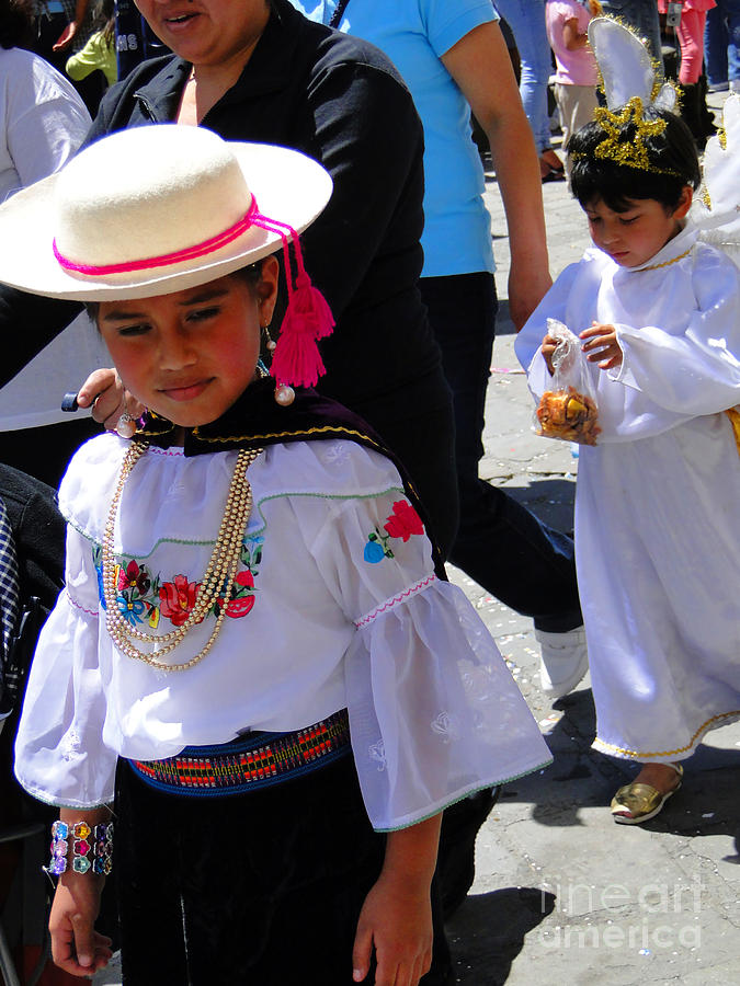 Cuenca Kids 117 Photograph