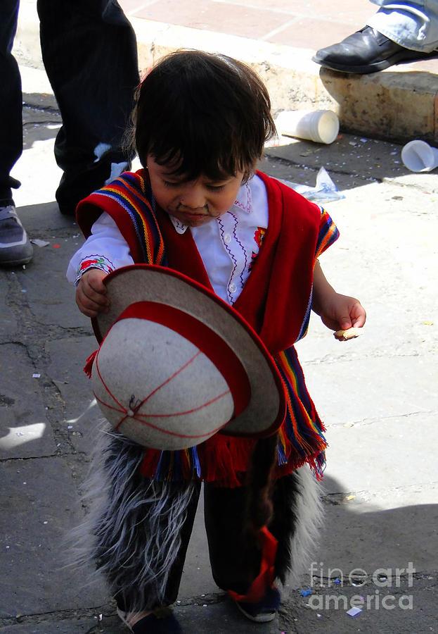 Cuenca Kids 164 Photograph