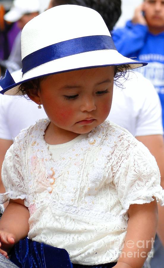 Cuenca Kids 24 Photograph