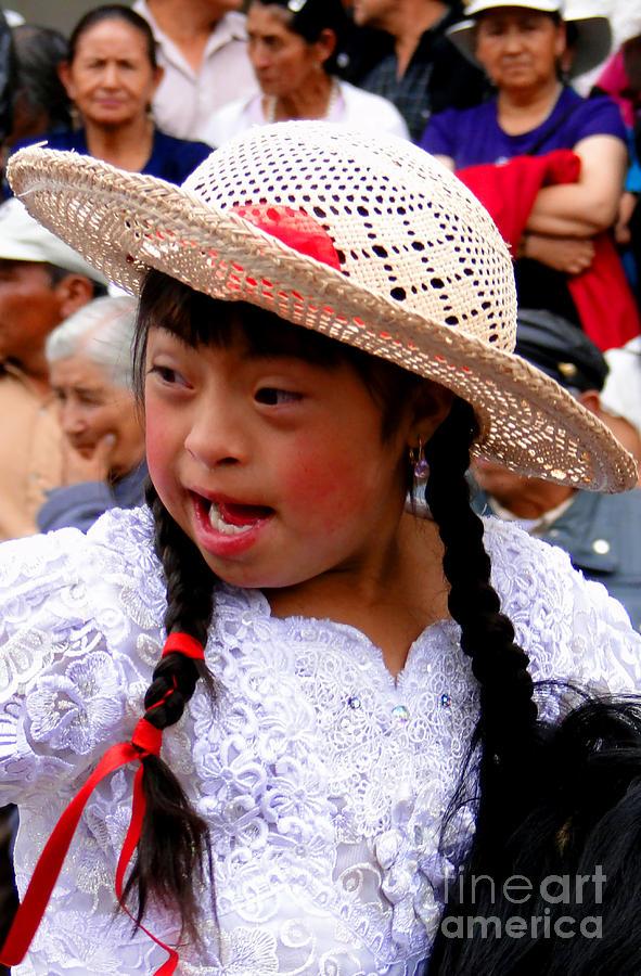 Cuenca Kids 43 Photograph