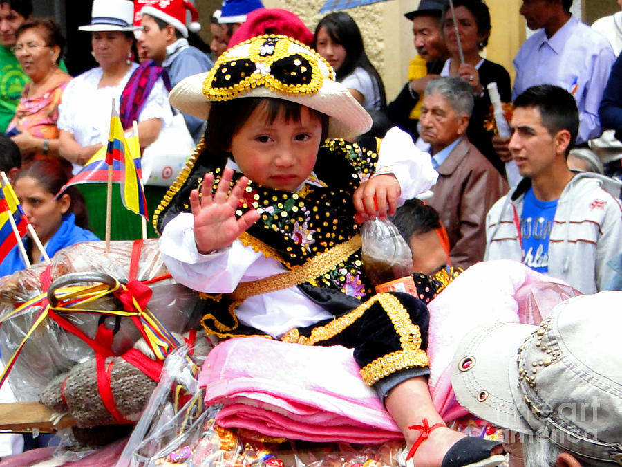 Cuenca Kids 49 Photograph