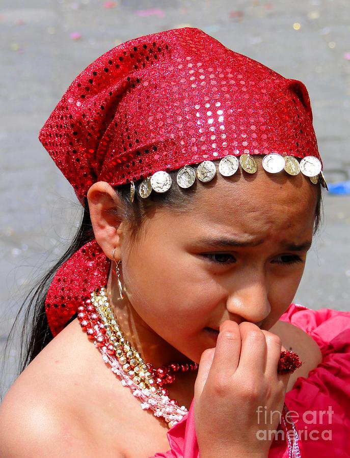 Cuenca Kids 53 Photograph