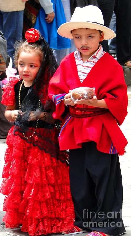 Cuenca Kids 78 Photograph