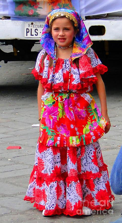Cuenca Kids 90 Photograph