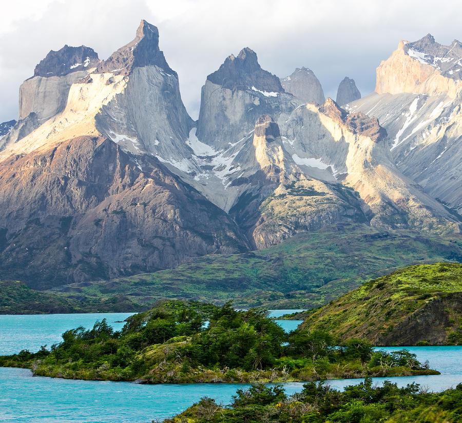 Cuernos Del Paine - Patagonia Photograph