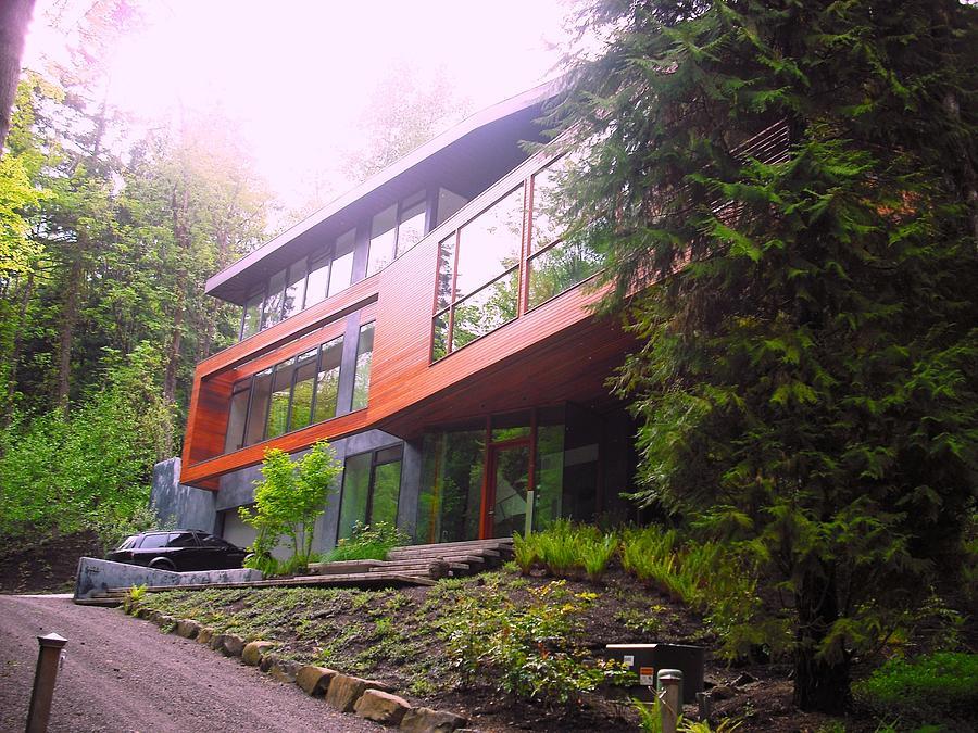 Cullen House Aka Hoke House Photograph
