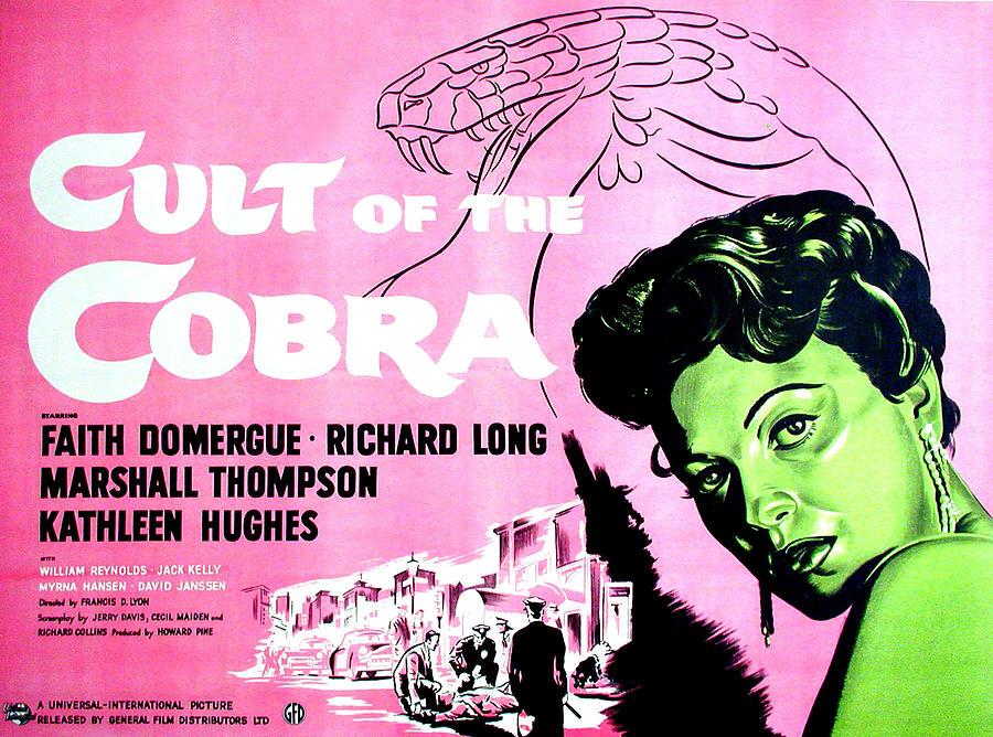 Cult Of The Cobra, Faith Domergue Photograph