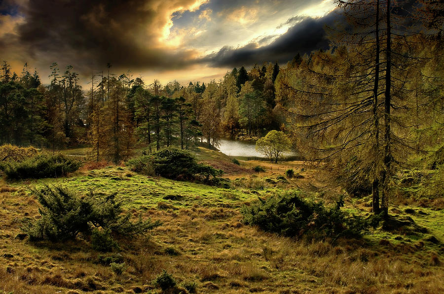 Cumbrian Drama Photograph