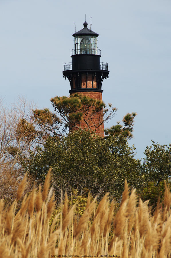 Currituck Lighthouse Photograph  - Currituck Lighthouse Fine Art Print