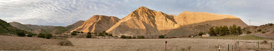 Curry Mountain Panorama Photograph