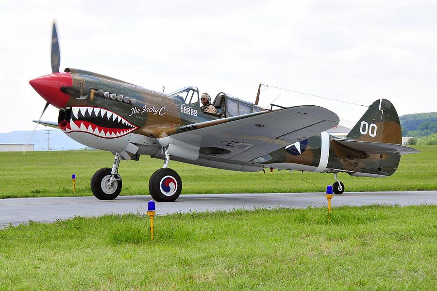 Curtiss P-40 Warhawk P 40 Warhawk