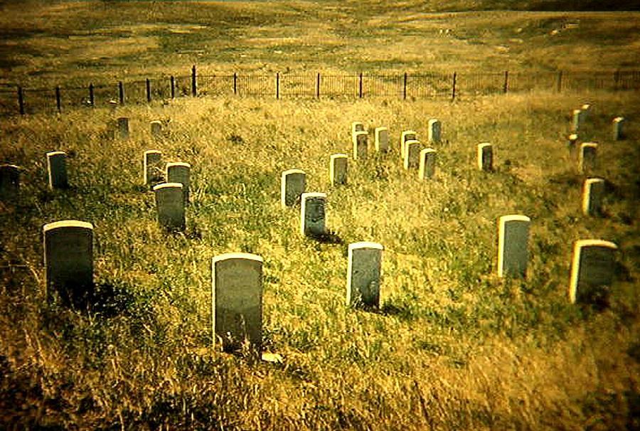 Custer Photograph