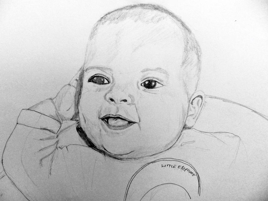 baby drawing pictures - photo #29