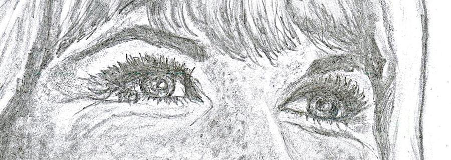 D D Eyes Drawing