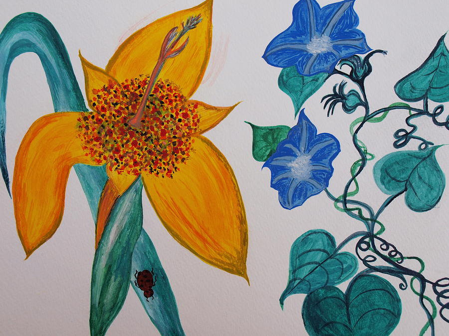 Daffyclem Painting