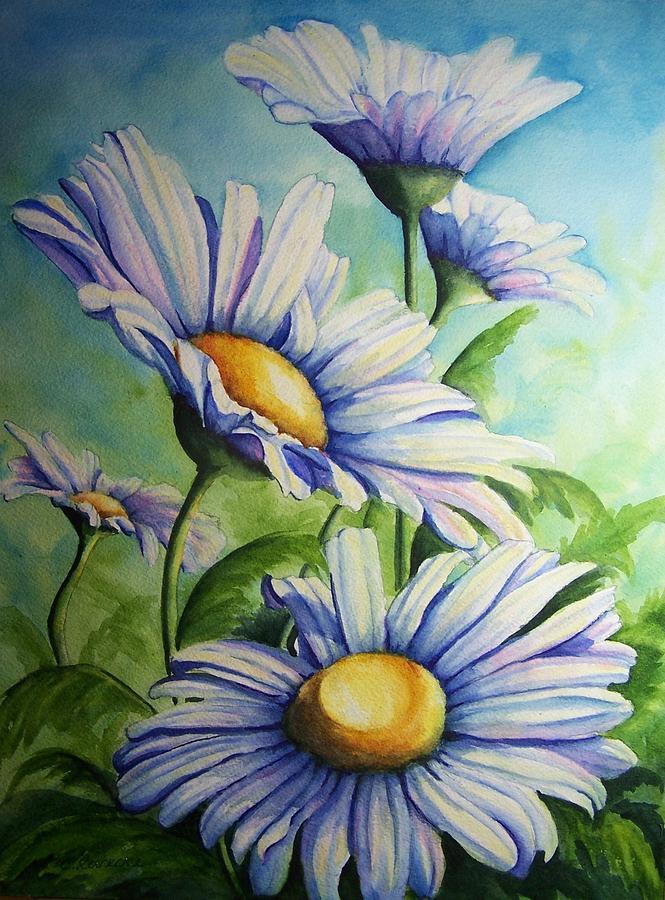 Daisy Blue By Conni Reinecke
