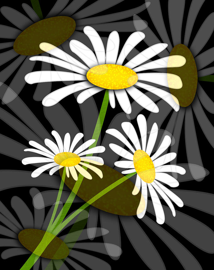 Daisy Digital Art