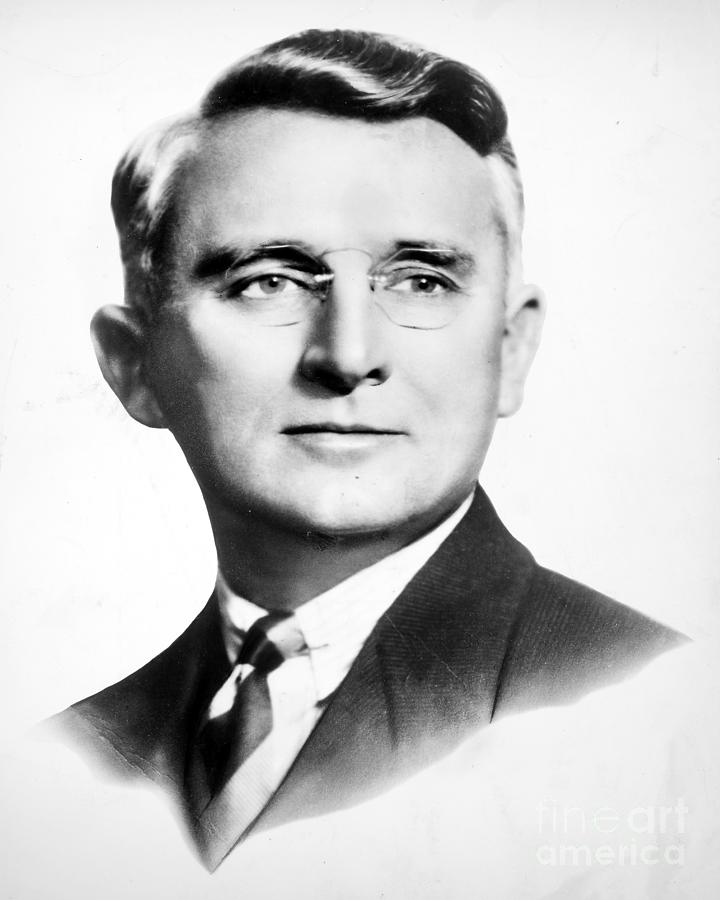 1940s Photograph - Dale Carnegie (1888-1955) by Granger