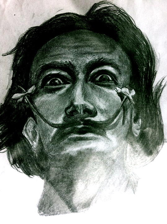 Dali Drawing