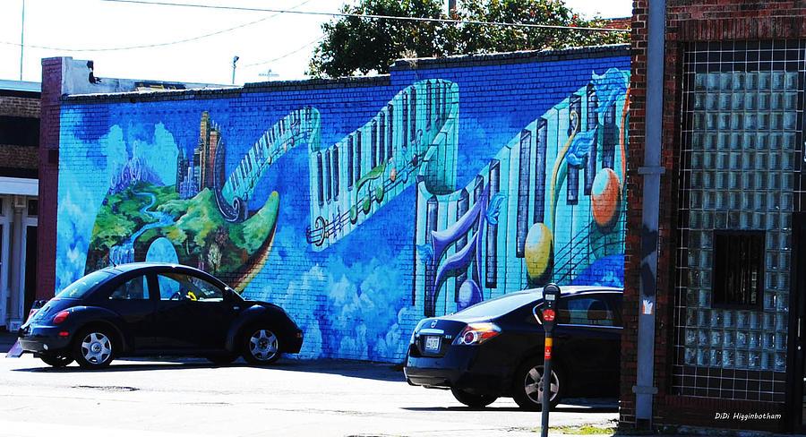 Dallas Street Art 4 Photograph