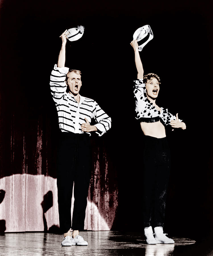 Damn Yankees, From Left Bob Fosse, Gwen Photograph