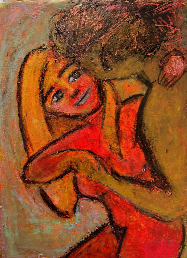 Gastonia Mixed Media - Dance Me To The End Of Love by Tammy Cantrell