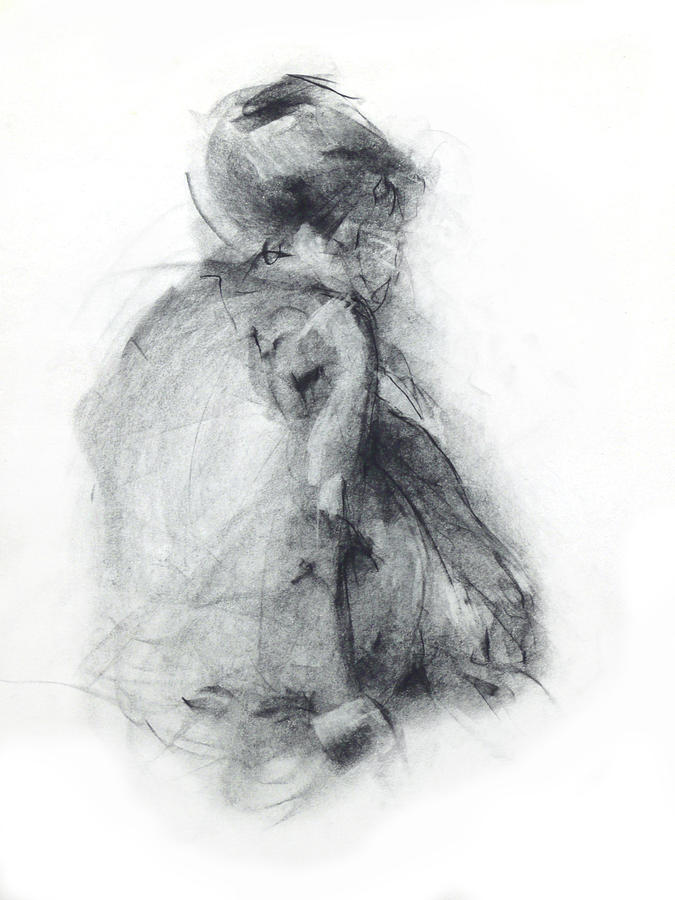 Dancer - Tender Drawing