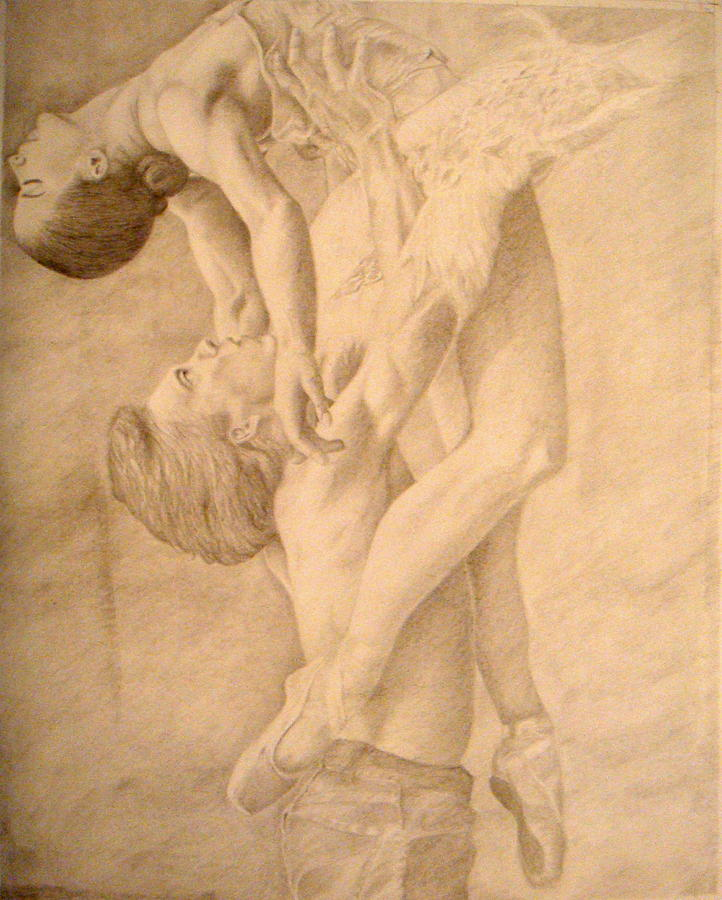 Dancers Drawing