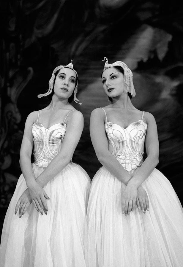 Dancers Photograph