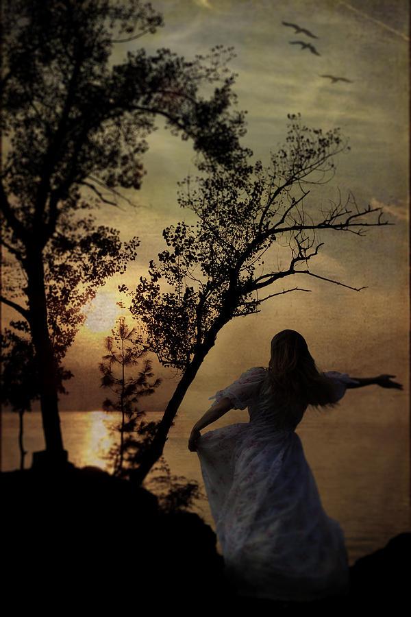 Photograph - Dancing Girl by Joana Kruse