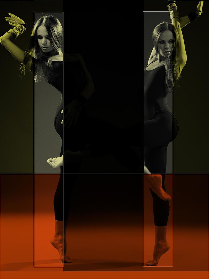 Dancing Mirrors Photograph