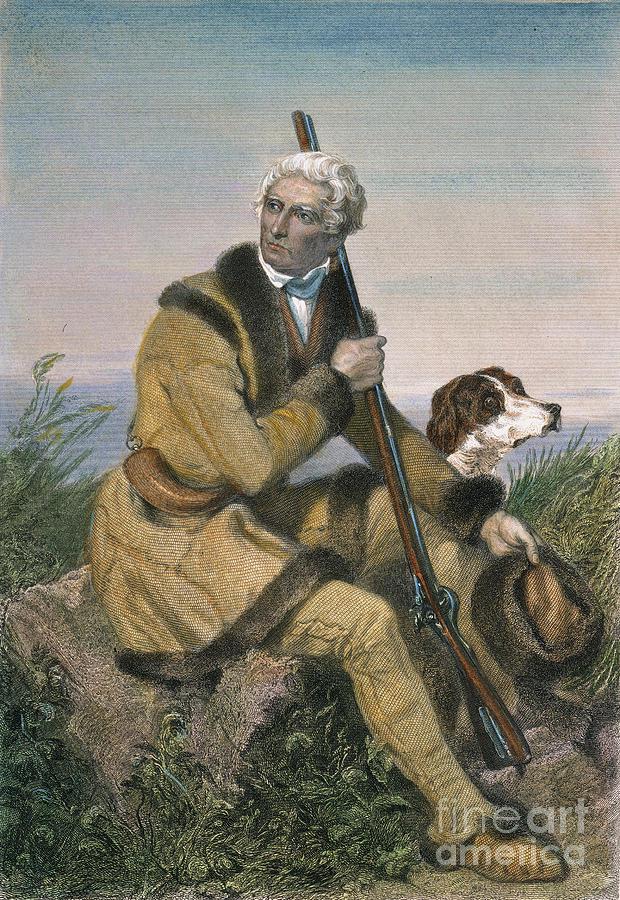Daniel Boone (1734-1820) Photograph