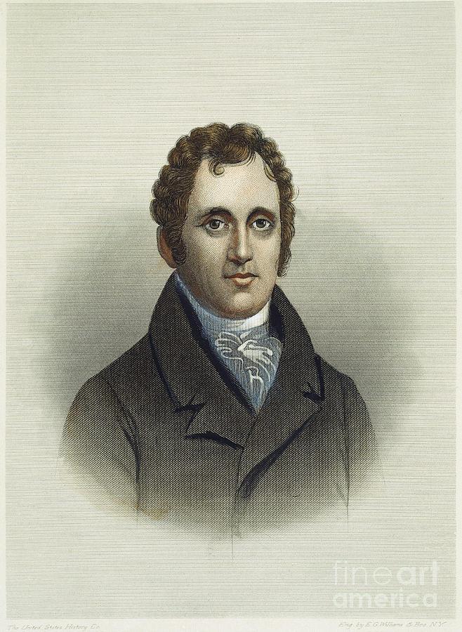 Daniel D. Tompkins (1774-1825) Photograph