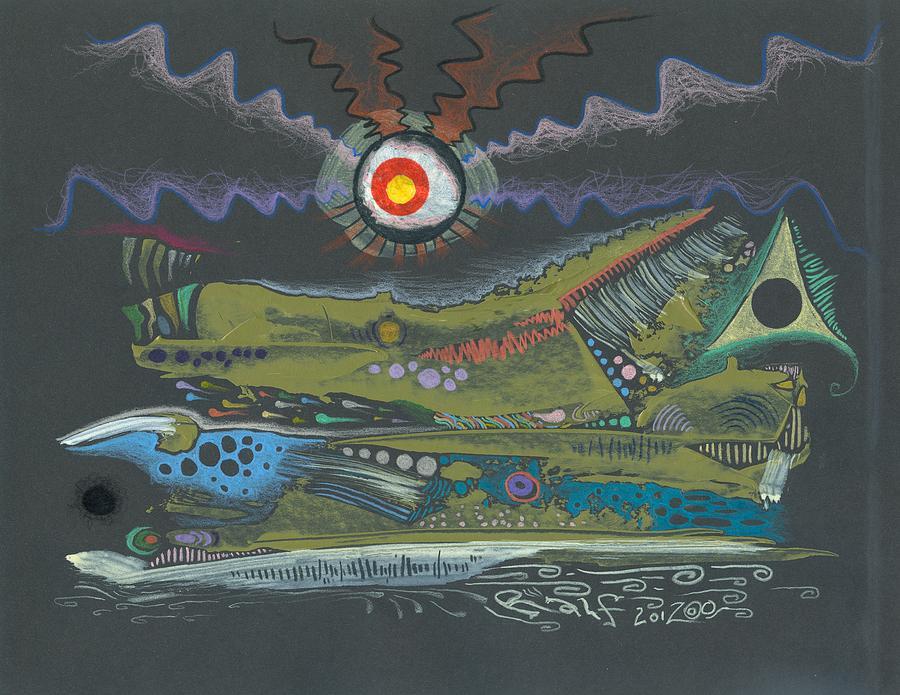 Dargonia Painting