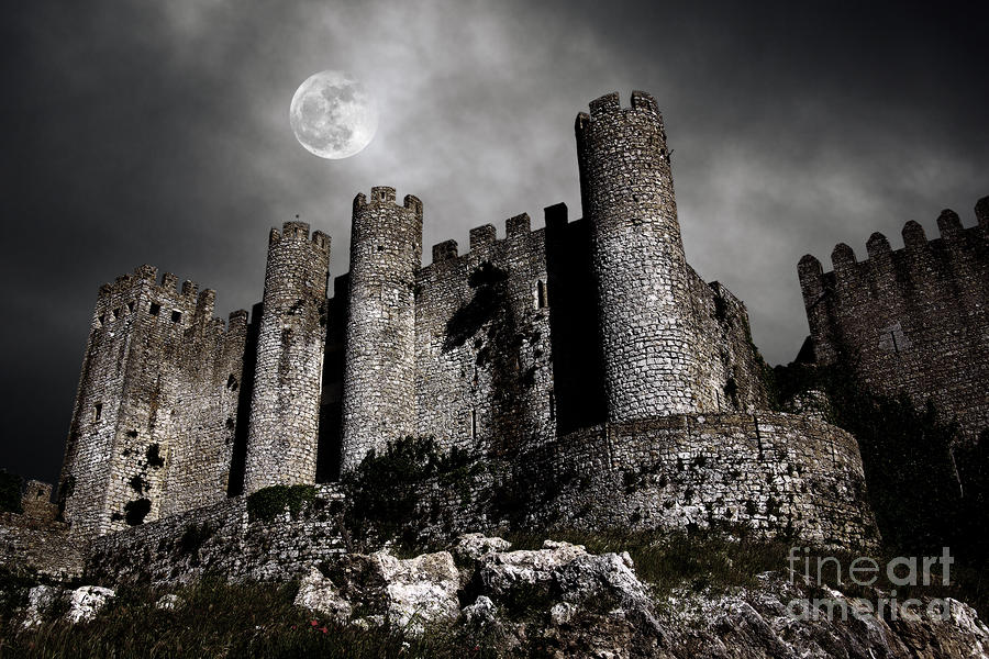 Dark Castle Photograph