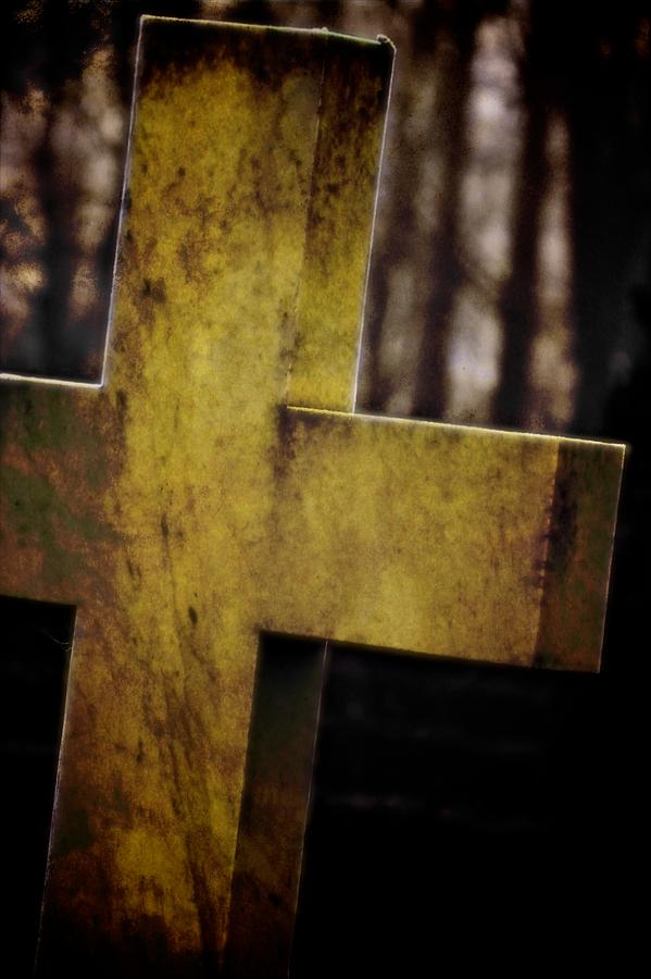 Dark Cross Photograph