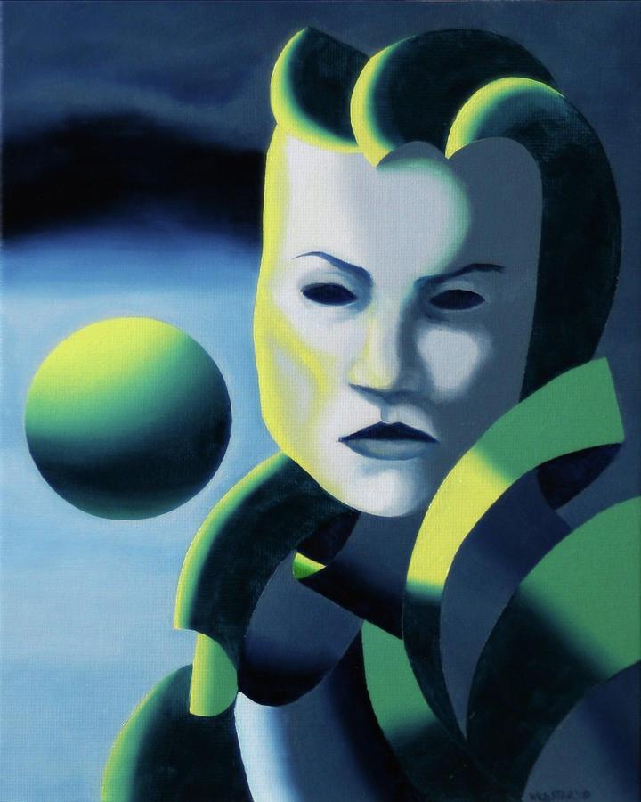 Dark Matter 1 Painting
