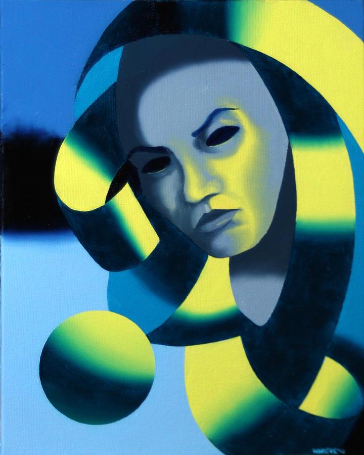 Dark Matter 3 Painting