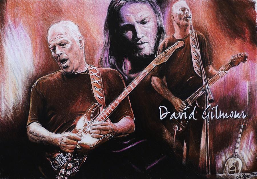 David Gilmore Painting